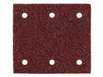 Hook & Loop Sanding Sheets P40 115 x 103mm (Pack 10)